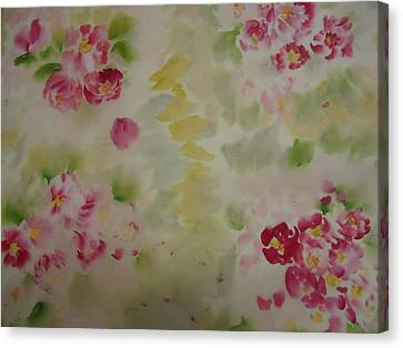 Dreamflower002 Canvas Print