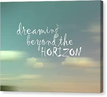 Dreaming Canvas Print by Ann Powell