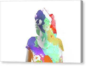 Dreaming In Color Canvas Print
