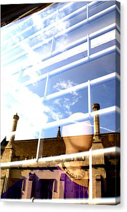 Dreaming Of Spires Canvas Print by Jez C Self