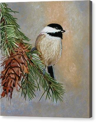 Dreaming Of Spring Canvas Print by Lori Hanks