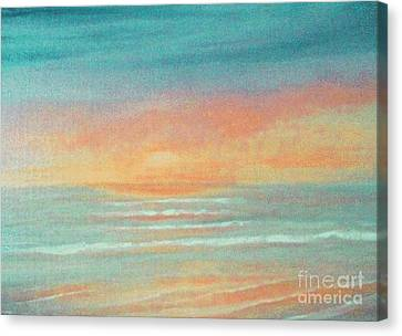 Dreaming Of Summer Canvas Print by Holly Martinson