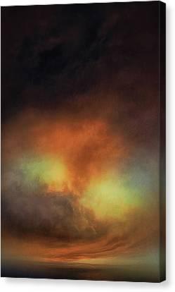 Dreamless Sky Canvas Print by Lonnie Christopher