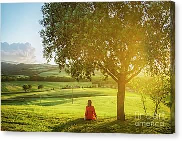 Dreamlight Canvas Print