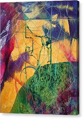 Dreams Defered Canvas Print