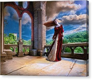 Dreams Of Heaven Canvas Print