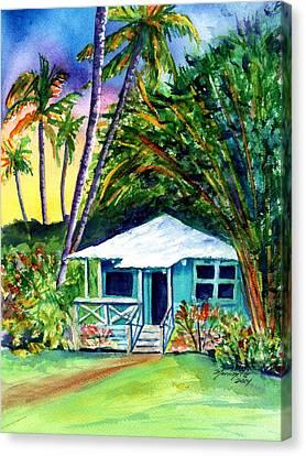 Dreams Of Kauai 2 Canvas Print