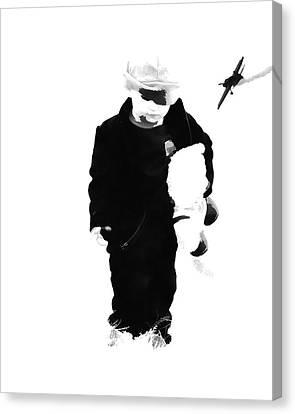 Dreams Of Little Boys Canvas Print