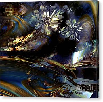 Dreamscape Canvas Print by Doris Wood