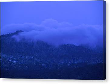 155 Canvas Print - Dreamscape  by Soli Deo Gloria Wilderness And Wildlife Photography