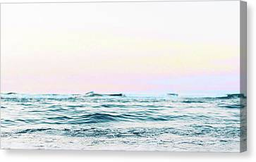 Dreamy Ocean Canvas Print
