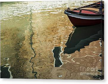 Canvas Print featuring the photograph Dreamy Waters by Yuri Santin