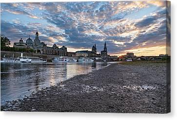 Dresden Germany Saxony2 Canvas Print