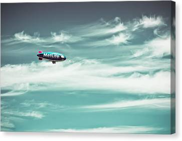 Inflatable Canvas Print - Drift Away by Colleen Kammerer