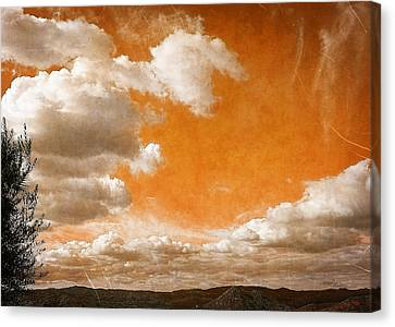 Canvas Print featuring the photograph Drifting Through The Valley by Glenn McCarthy Art and Photography