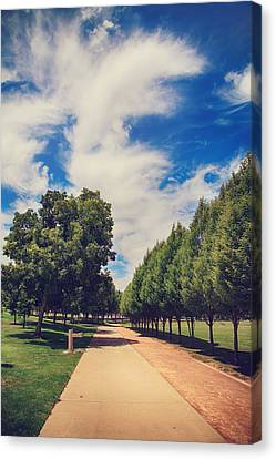 Drink It In Canvas Print by Laurie Search