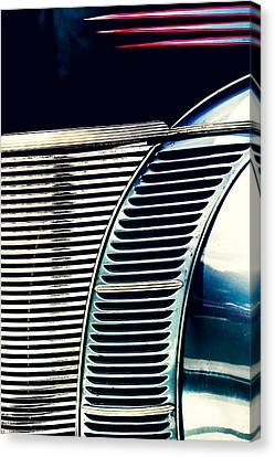 Driven To Abstraction Canvas Print