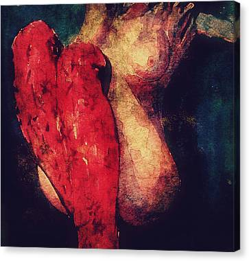 Drivers Seat Canvas Print by Paul Lovering