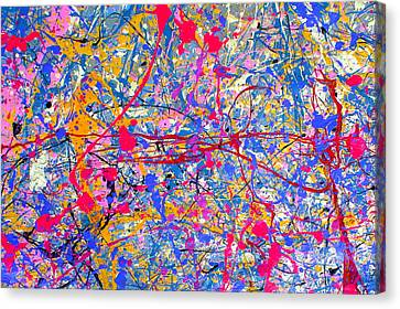 Drix 91  Canvas Print