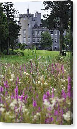 Dromoland Castle  Ireland Canvas Print by Pierre Leclerc Photography