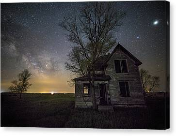 Virgil Canvas Print - Drops Of Jupiter  by Aaron J Groen