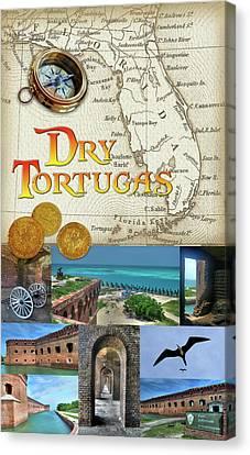 Dry Tortugas Canvas Print