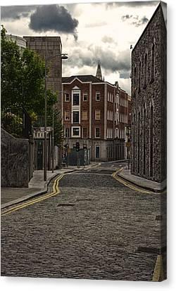 Dublin Street Canvas Print