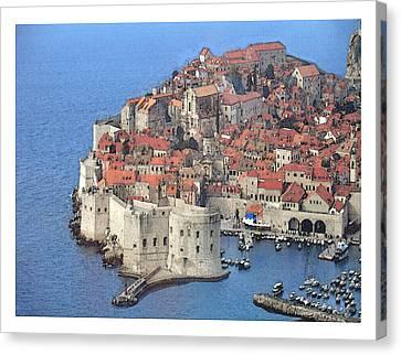 Dubrovnik  Canvas Print