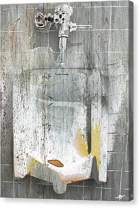 Duchamp Canvas Print