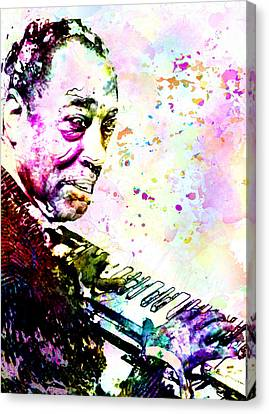 Duke Ellington Canvas Print