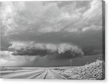 Dumas Wall Cloud Canvas Print