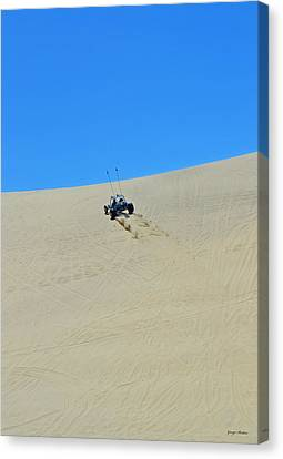 Dune Buggy 003 Canvas Print by George Bostian