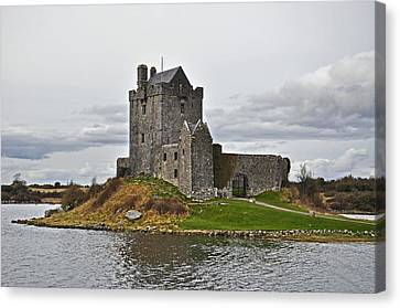 Dunguaire Castle Canvas Print