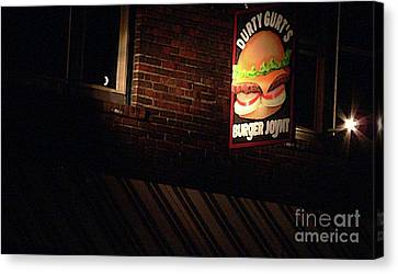 Durty Gurts Canvas Print by David Bearden