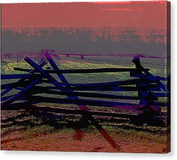 Dusk Canvas Print by Gerlinde Keating - Galleria GK Keating Associates Inc