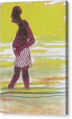 Dusk Canvas Print by Walter Clark