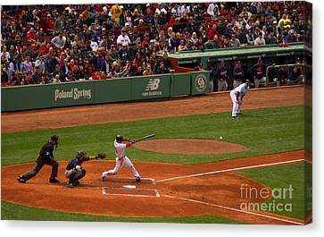 Dustin Rbi Single Canvas Print