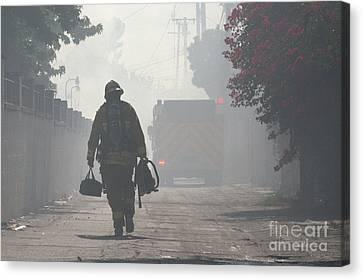 Duty Calls Canvas Print
