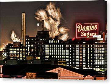 Dynamic Sugar Canvas Print