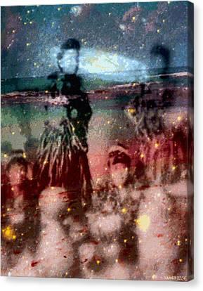 E Ola Ana No Canvas Print by Kenneth Grzesik