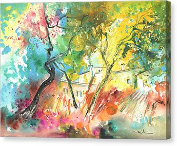Early Afternoon 26 Canvas Print by Miki De Goodaboom