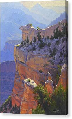 Early Morning Light Canvas Print by Cody DeLong