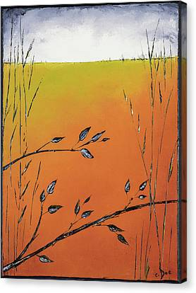 Early Spring  Canvas Print by Carolyn Doe