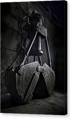 Earth Mover Canvas Print by Dirk Ercken