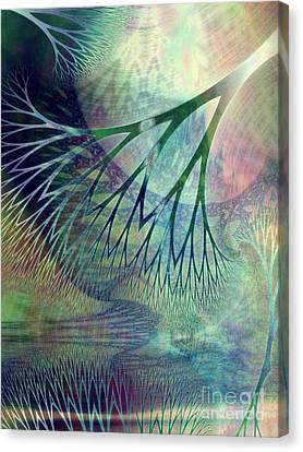 Earth Song 2 Canvas Print