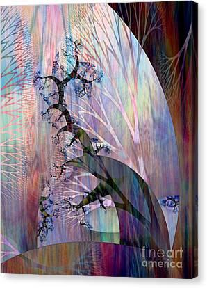 Earth Song 4 Canvas Print
