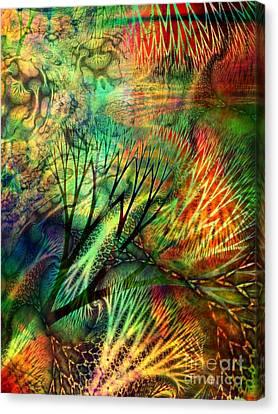 Earth Song 8 Canvas Print