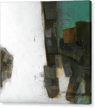 Earth Pattern Canvas Print by Behzad Sohrabi