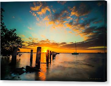 Pill Canvas Print - East Breeze by Marvin Spates