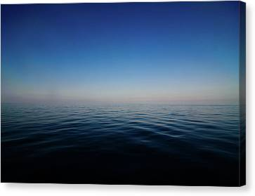 East China Sea Canvas Print by I enjoy taking photos and traveling the world.